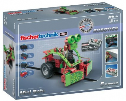 Fischertechnik ROBOTICS - Mini Bots 533876