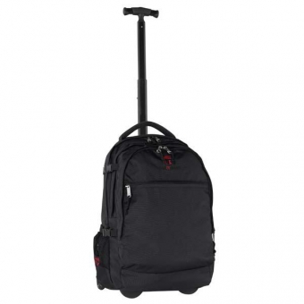 TAKE IT EASY Rucksack Trolley BASIC schwarz