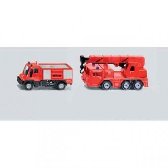 Siku 1661 Feuerwehr Set