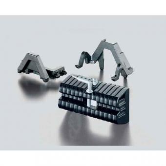 Siku 3095 Adapter-Set mit Frontgewicht
