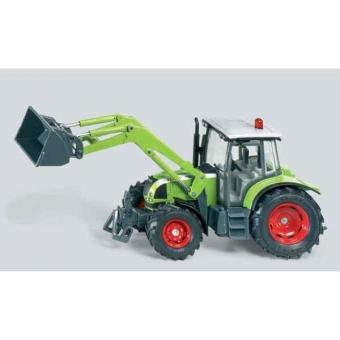 Siku 3656 Claas-Traktor mit Fontlader