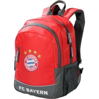 FC Bayern München Kindergartenrucksack FC Bayern rot