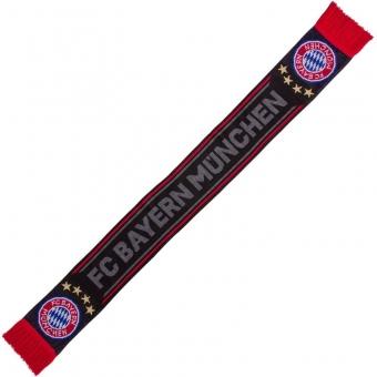 FC Bayern München Schal black