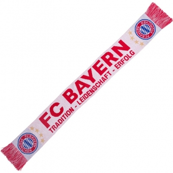 FC Bayern München Schal Mia san mia