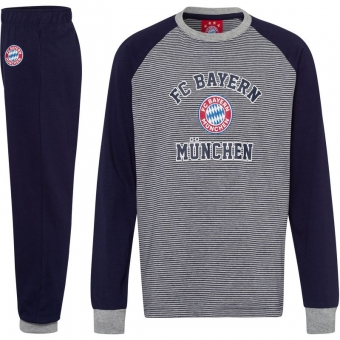 FC Bayern München Schlafanzug Kids, Gr. 176