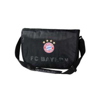 FC Bayern München Messenger Bag Logo