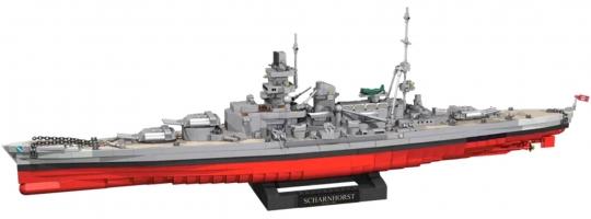 COBI 4818 -Scharnhorst , Modellbausatz