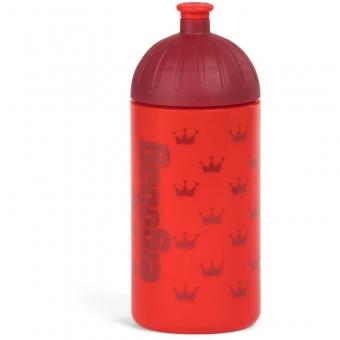 Ergobag Trinkflasche Isybe, Küss den Bär, Rote Kronen