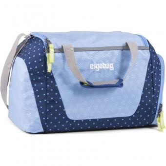 Ergobag Sporttasche, HimmelreitBär, Farbe/Muster: Blaue Punkte