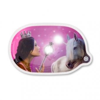 Ergobag LED-Klettie, Prinzessin