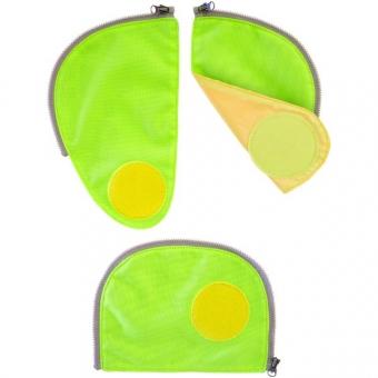 Ergobag Sicherheitsset (3-tlg.), Grün