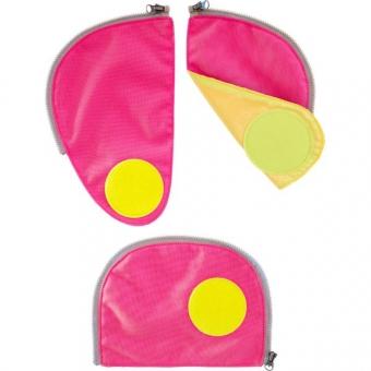 Ergobag Sicherheitsset (3-tlg.), Pink