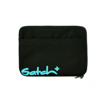 "Ergobag satch+ Laptopsleeve 13"" Black Bounce"