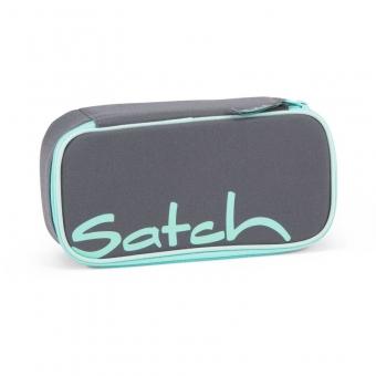 Satch Schlamperbox, Mint Phantom, Farbe/Muster: Grau