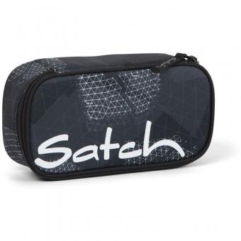 Satch Schlamperbox, Infra Grey, Farbe/Muster: grey, black