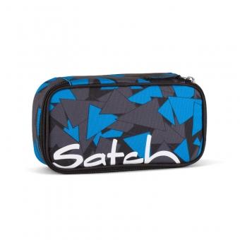 Satch Schlamperbox, Blue Triangle, Dreiecke Blau