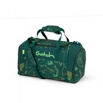 Satch Sporttasche, Green Compass, Farbe/Muster: Grün