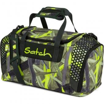 Satch Sporttasche Jungle Lazer, Farbe/Muster: Olive