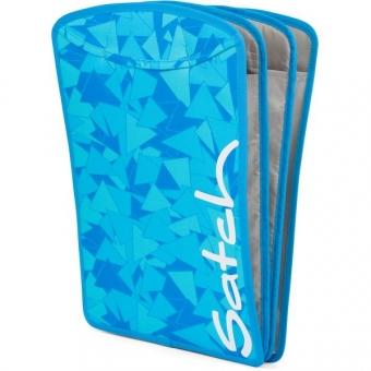Satch Heftebox TripleFlex, Blau