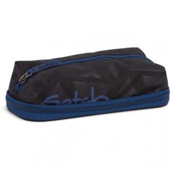 Satch PenBox, Black Triad, Schwarz Blau