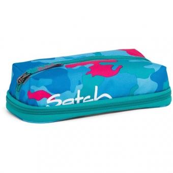 Satch PenBox, Caribic Camou, Blau Pink Camouflage