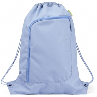 Satch Sportbeutel No Rules Edition, Be Bold, Farbe/Muster: light blue