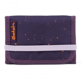 Satch Geldbeutel, Sprinkle Space, Farbe/Muster: Aubergine