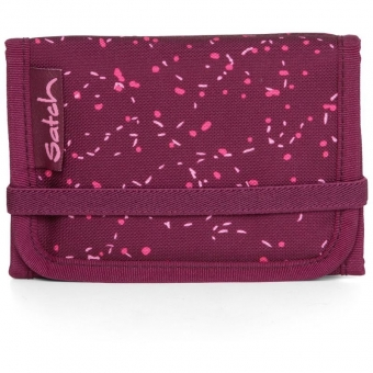Satch Geldbeutel Berry Bash, Farbe/Muster: Beere rosa gesprenkelt