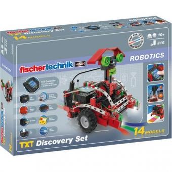 Fischertechnik Robotics TXT 524328,Anzahl der Modelle: 14 Maße: ca. 46,5x8,0x32,0 cm Gewicht: ca. 1943 g