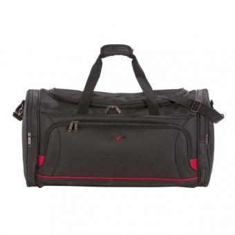 HARDWARE O-Zone Travel Bag L, Reisetasche, Farbe: Black/Red