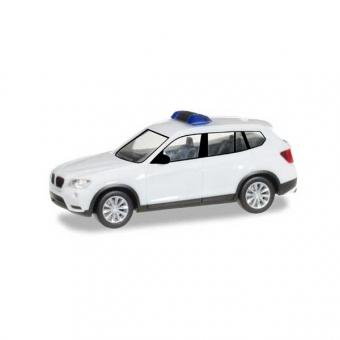 Herpa 013130 MiniKits BMW X3 weiß 1:87