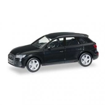 Herpa 038621 Audi Q5 Mythosschwarz Perleffekt 1:87