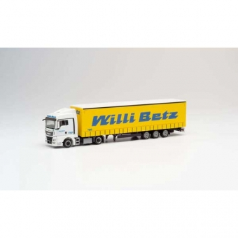 Herpa 311878 MAN TGX XLX Euro 6c Lowliner-Sattelzug Willi Betz 1:87