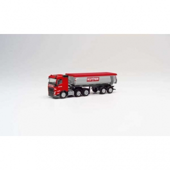 Herpa 311885 Volvo FH FD 6x4 Thermomulden-Sattelzug Kutter 1:87