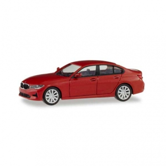 Herpa 430791 BMW 3er Limousine Melbourne rot metallic 1:87