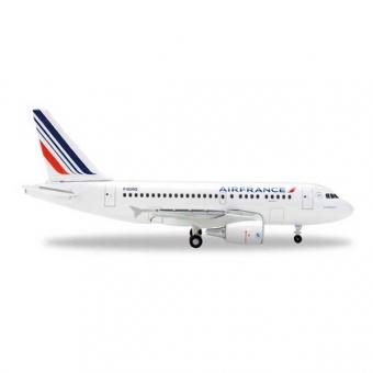 Herpa 524063-001 Wings Airbus A318 Air France 1:500