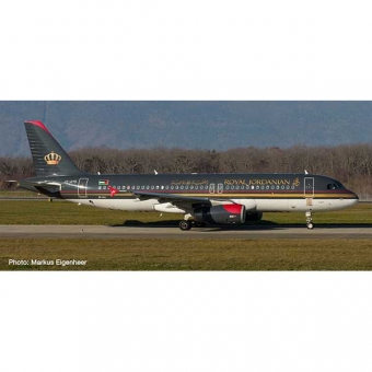 Herpa 533577 Wings Airbus A320 Royal Jordanian Airlines 1:500