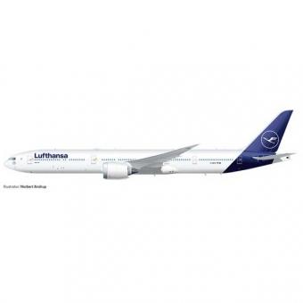 Herpa 533904 Wings Boeing 777-9 Lufthansa 1:500