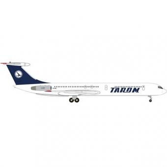 Herpa 534000 Wings Ilyushin IL-62M Tarom 1:500