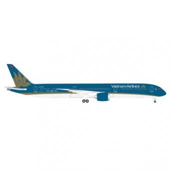 Herpa 534048 Wings Boeing 787-10 Dreamliner Vietnam Airlines 1:500