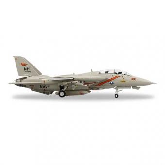 Herpa 558884 Wings Grumman F-14A Tomcat U.S. Navy-VF-114 Aardvarks 1:200