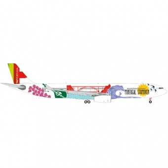 Herpa 558945 Wings Airbus A330-300 TAP Portugal Portugal Stopover 1:200