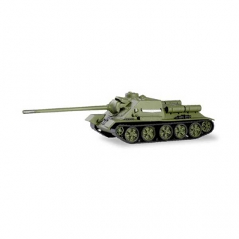 Herpa 746601 Military Jagdpanzer SU 100 Sowjetunion 1945 1:87