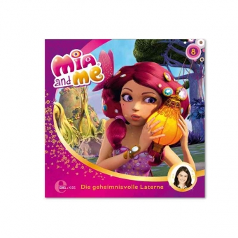 edel kids Mia and me CD Folge 08 - Die geheimnisvolle Laterne