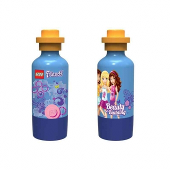 Sablon LEGO Friends Trinkflasche