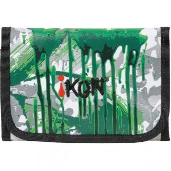 iKON Wallet Deep Green