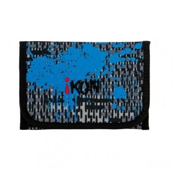 iKON Wallet Black Structure