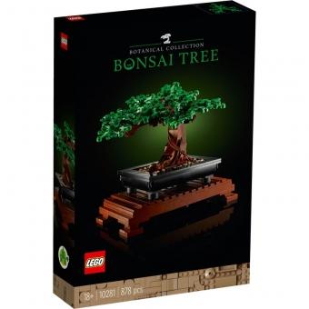LEGO Creator 10281 - Bonsai Baum