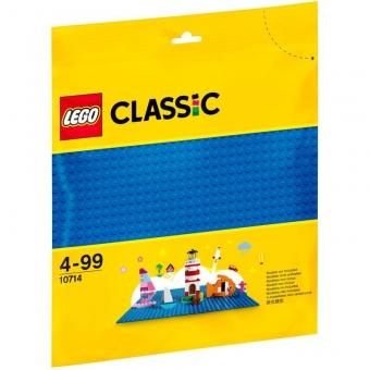 LEGO Classic 10714 - Blaue Bauplatte