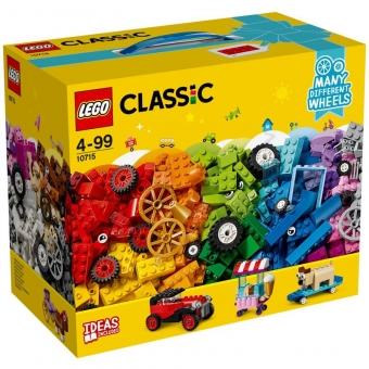 LEGO Classic 10715 - LEGO Kreativ-Bauset Fahrzeuge